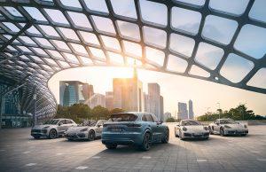Porsche finansal raporu