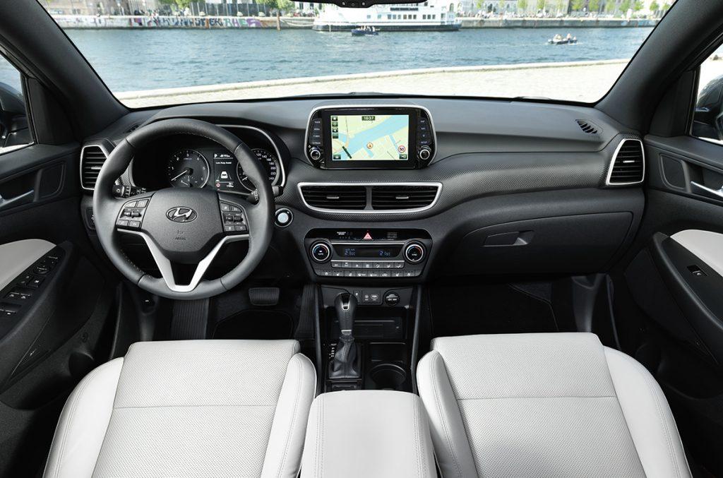 Hyundai Tucson dizel otomatik