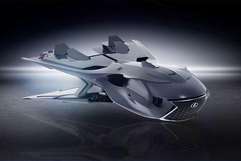 Lexus QZ 618 Galaktik Jet