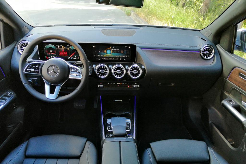 Mercedes-Benz B 180 d