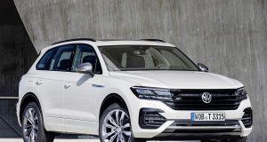 """Volkswagen Touareg """"ONE Million"""""""