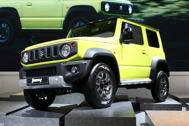 Suzuki Test Sürüşü