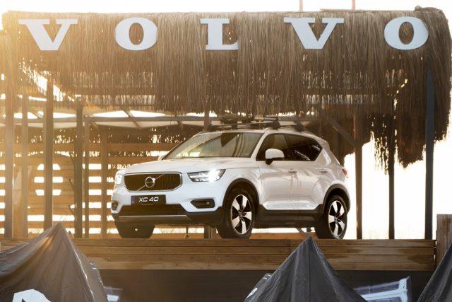 Volvo Car Tyrkey&Kiteboard