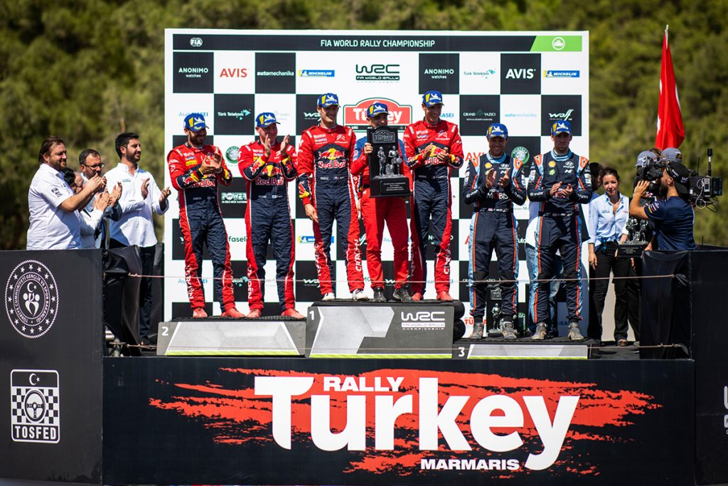 Dünya Ralli Şampiyonası 2