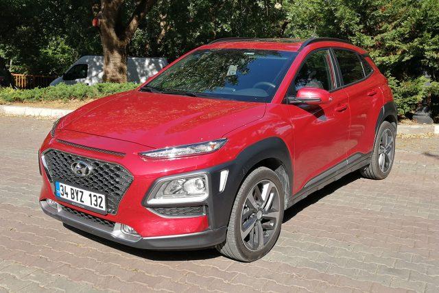 Hyundai Kona 1.6 CRDi DCT