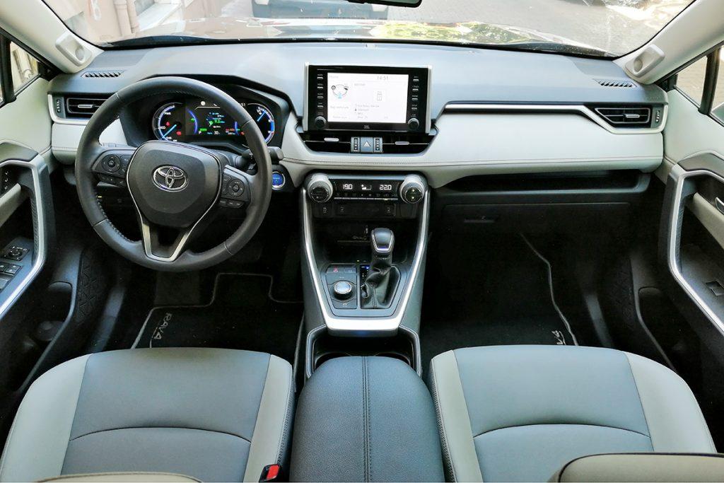 Toyota RAV4 2.5L Hybrid 4X4_3