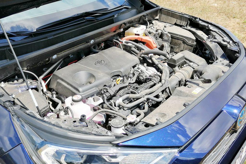 Toyota RAV4 2.5L Hybrid 4X4_4