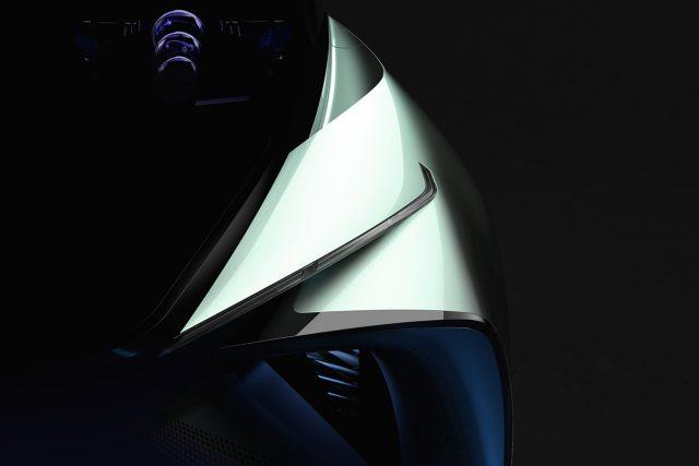 Lexus Tokyo Otomobil Fuarı