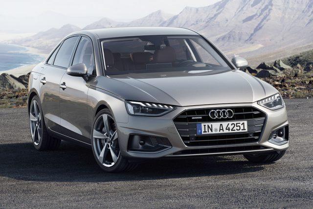 Audi A4 PI