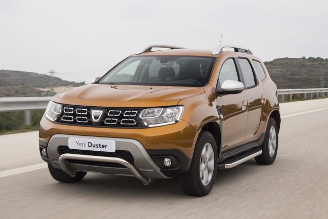 Dacia Kasım Kampanya