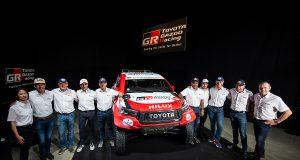 Toyota GAZOO Racing Dakar Rallisi Ekibi