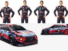 Hyundai Motorsport 2020 WRC