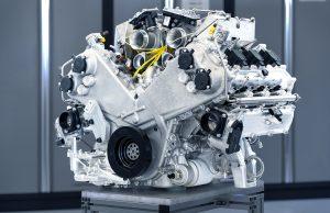 Aston Martin V6 Motor