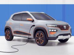 Dacia SPRING Show Car