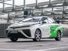 Toyota Mirai CleverShuttle
