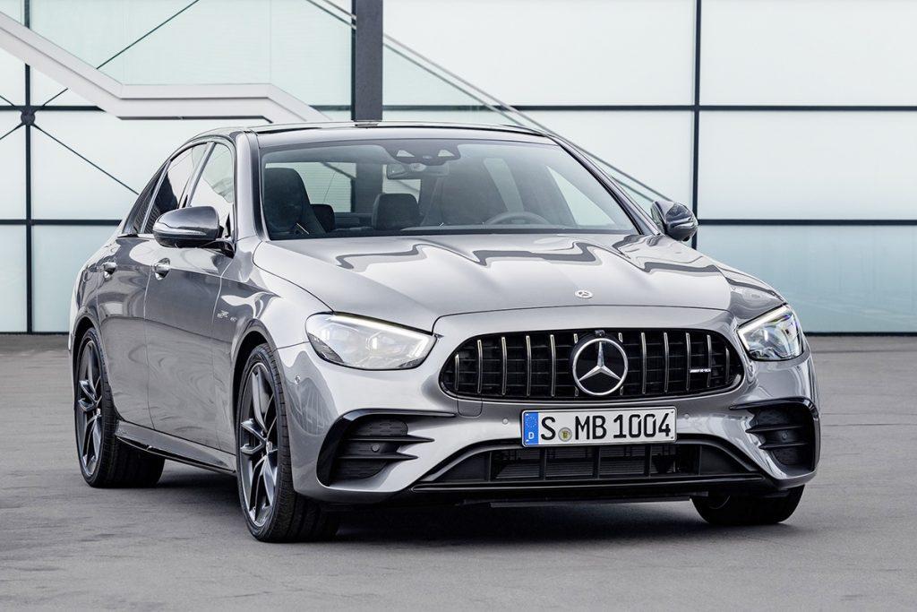 Yeni Mercedes-AMG E 53