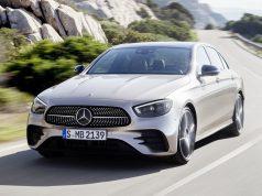 Yeni Mercedes-Benz E-Serisi Sedan
