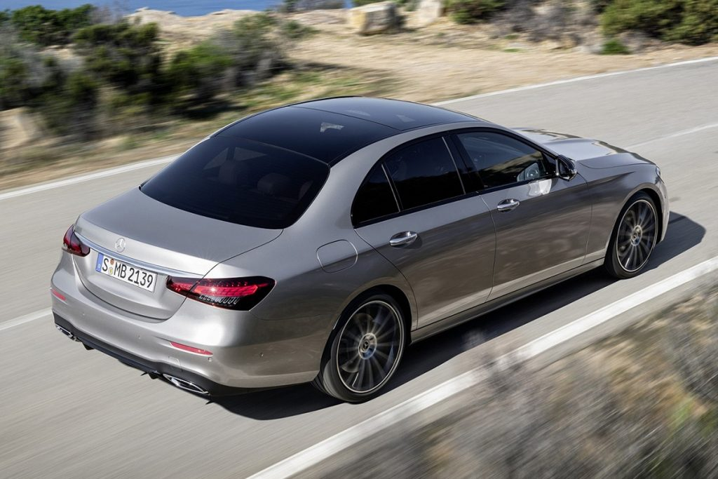 Yeni Mercedes-Benz E-Serisi Sedan_2
