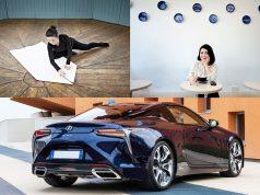 Lexus Creates Serisi