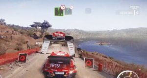 WRC8 RallyTurkey