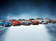 Toyota Hibrit Ürün Gamı