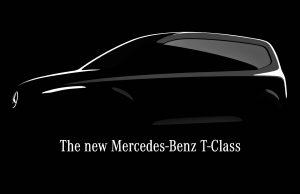 Mercedes-Benz T-Serisi