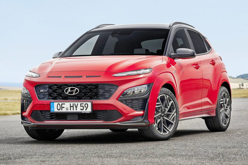 Hyundai Yeni KONA N LINE