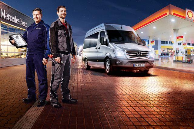 Mercedes-Benz Hafif Ticari Araçlar Kampanya