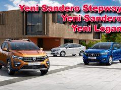 Yeni Sandero_Yeni Sandero Stepway_Yeni Logan