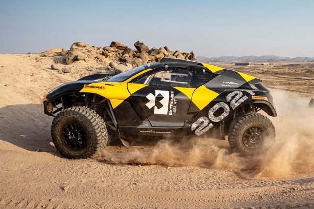 Continental Extreme E off-road