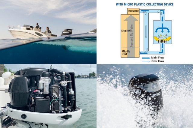 Suzuki Mikro-Plastik Toplama Ünitesi