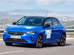Opel Corsa-e FIA E-Rally