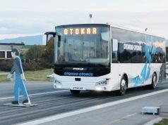 Otokar Otonom Otobüs