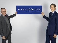 STELLANTIS John Elkann ve Carlos Tavares