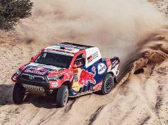 TOYOTA GAZOO Racing - Dakar