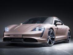 Yeni Porsche Taycan
