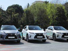 Lexus RX Teslimat Töreni