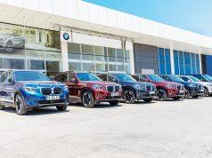 Enterprise BMW iX3 Teslimatı