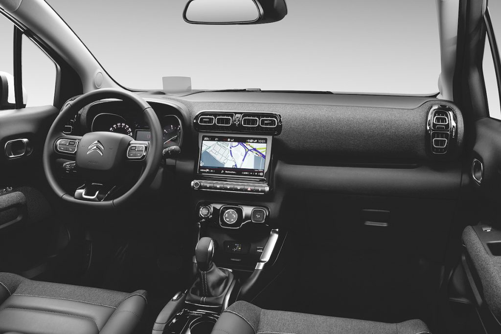 Yeni Citroen C3 Aircross SUV_3