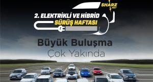 Elektrikli Sürüş Haftası