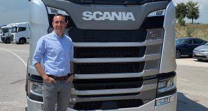 Scania Pazarlama Müdürü Levent Can Özokutucu