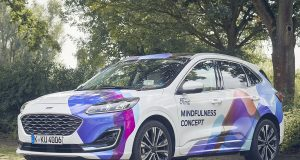2021 FORD MINDFULNESS CAR