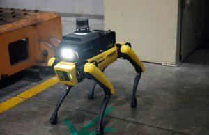 Hyundai Boston Dynamics Robot Projesi