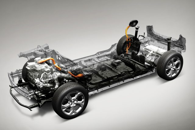 Mazda Rotary-Elektrikli Teknolojisi