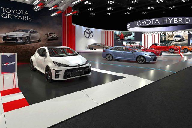 Toyota Autoshow 2021