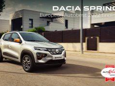 Dacia Spring Autobest