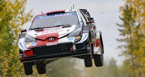 TOYOTA GAZOO Racing Finlandiya Rallisi