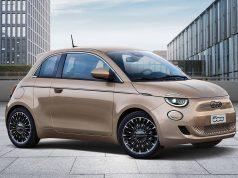 Yeni Fiat 500 İngiltere