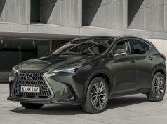 Yeni Lexus NX Türkiye